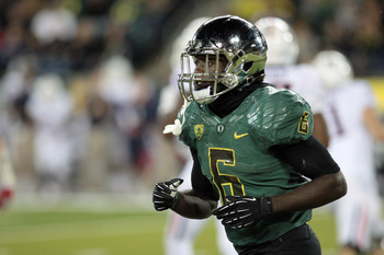 De'Anthony Thomas is one of the most explosive players in all of college.