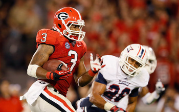 Todd Gurley currently has 406 rushing yards on the year.