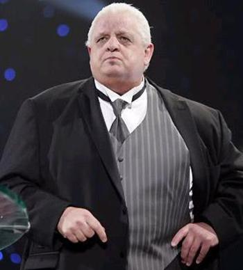 WWE Hall of Famer Dusty Rhodes