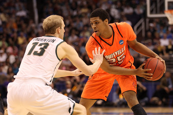 Sophomore Wayne Blackshear will look to bounce back from a shortened freshman season due to a shoulder injury.
