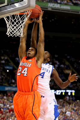 As a sophomore, Chane Behanan will have a larger responsibility to the Cardinals than he did his freshman year.