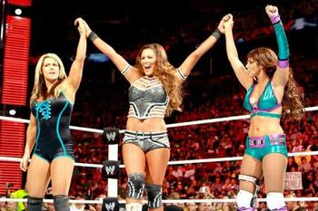 Which WWE Diva has the most potential? (image via WWE.com)