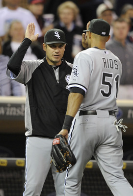 Robin Ventura has learned on the job in Chicago.