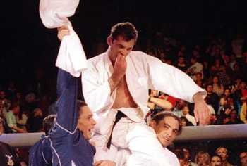 UFC 1, obviously, was the first event for the UFC, which would come to dominate the global MMA scene.