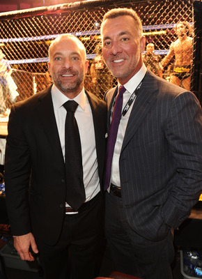 Frank and Lorenzo Fertitta bought out the UFC, against the advice of their accountants and advisors. Thank God they did.