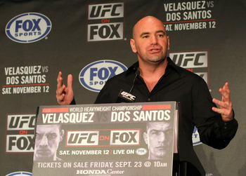 The Fox-UFC partnership is still underway but is already hugely important.