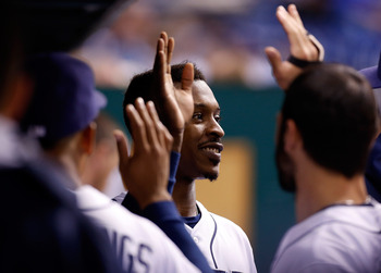 The Rays would probably love to keep Upton, but someone will make doing so financially unwise