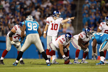 Despite a shaky first game, the Giants are still one of the best teams in the NFL.