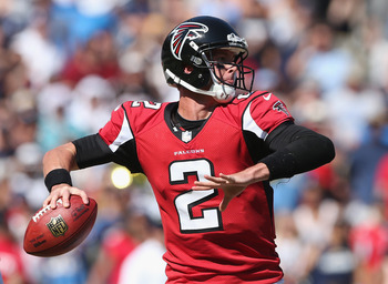 Matt Ryan has the Falcons looking like a Super Bowl contender.
