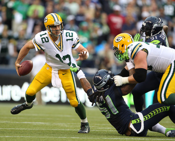 Aaron Rodgers and the Packers will be New Orleans' next test