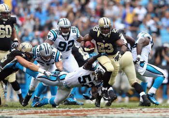 Pierre Thomas needs to be considered as the Saints No. 1 back