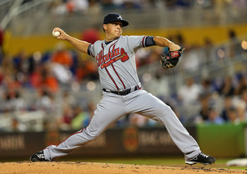 Medlen has thoroughly dominated for Atlanta this season.