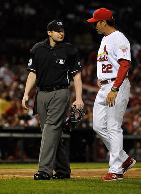 Can Mike Matheny erase overcome his managerial rookie status?