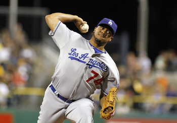 The Dodgers hope that Kenley Jansen will once again thrive in a setup role.