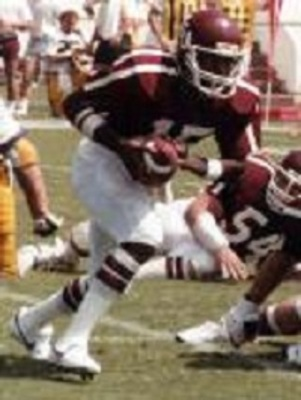 Quarterback Don Smith was electric for the Bulldogs.  John Farley - Bulldawgjunction
