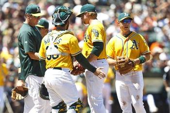 Hitting, pitching, managing: It's been a team effort in 2012