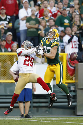 Jordy Nelson is one of the best deep threats in the NFL
