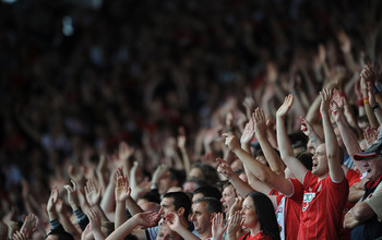 Southampton fans have stuck with the team during their seven-year absence from the Premier League.