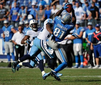 You don't think Andre Johnson knows that Calvin Johnson had roughly a bazillion yards against the Titans?