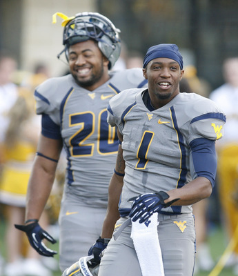 Shawne Alston and Tavon Austin