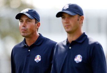 Long and lean, this tandem may strike at Medinah.