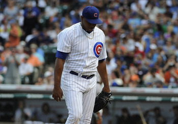 Do the Cubs need an upgrade at closer? Marmol's numbers may suggest that.