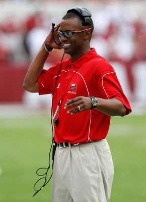 WKU's Head Coach Willie Taggart