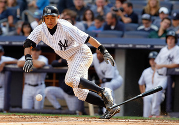 Ichiro's energy and production have been a major boost for the Yankees.