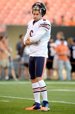 Jay Cutler not engaged.