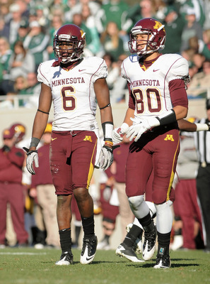 The Minnesota Golden Gophers are off to a 4-0 start and will be looking to reclaim the Little Brown Jug this season.