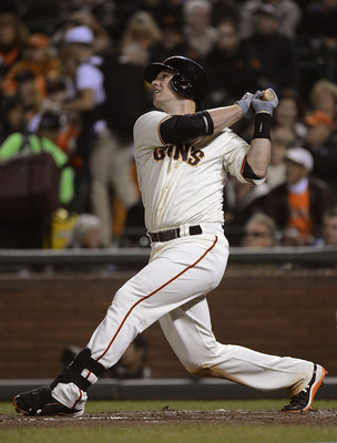 Posey was on top of his game from his return from injury.