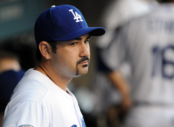 There may not be enough time for Adrian Gonzalez and the Los Angeles Dodgers