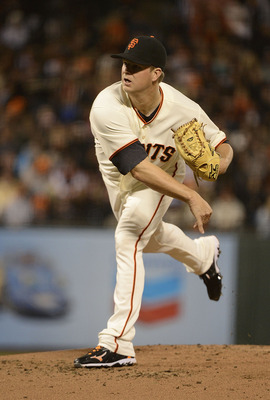Matt Cain will pitch in Game 1 of the playoffs.