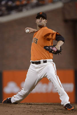 Ryan Vogelsong has struggled in the second-half of the season.