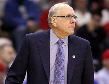 Jim Boeheim had to make the list. He just had to