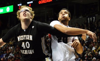 Matt Stainbrook doesn't look like your typical basketball player