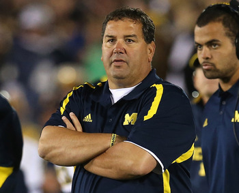 How are things, Brady Hoke?