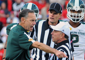 How are things, Mark Dantonio?