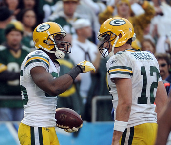 Jennings and Rodgers need to step up their respective games.