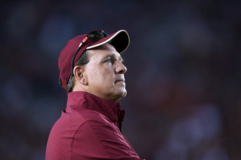 Saturday's game will be Jimbo's first against USF.