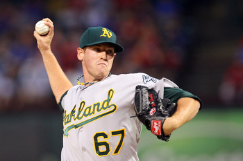 For my money, Straily is the A's biggest X-Factor.