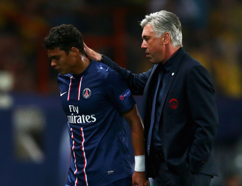 Ancelotti's experience will play a key role in PSG's quest.