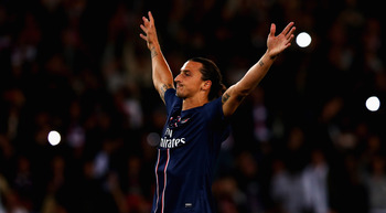 Ibra is gunning for the title he wants badly.