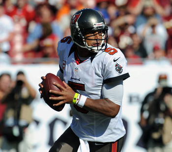 Josh Freeman can't be this bad. Right?