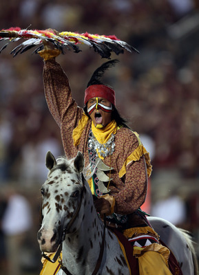 Chief Osceola will be cheering for the fifth week in a row.