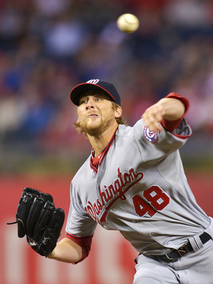 If Ross Detwiler can play to his potential, Strasburg will be an afterthought (almost)