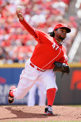 Johnny Cueto is going to get Cy Young votes