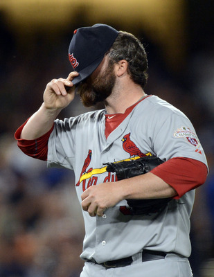 Jason Motte has been inconsistent this year