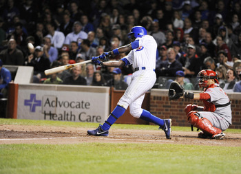 Alfonso Soriano is having a career-year for the Cubs.