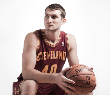 Tyler Zeller will help lead the Cavs back to the playoffs.